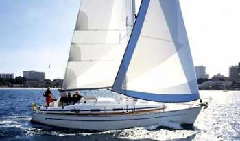Yachtcharter Bavaria 36 (3 cabins) - England, South East, Gosport