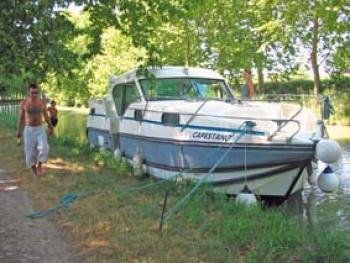 Yacht charter Nicols 1100 - Grand Confort - France, Burgundy, Châtillon-sur-Loire