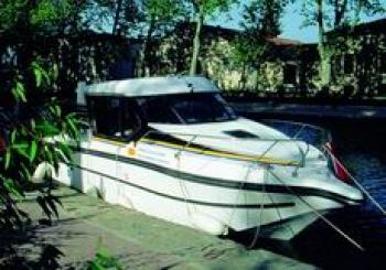 Yacht charter Nicols 800 (2/3) - Germany, Brandenburg, Neuruppin