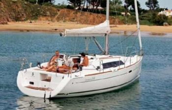 Yacht charter Oceanis 34 (3 cabins) - Turkey, Aegean Region - southern part, Fethiye