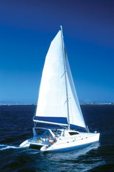 Yacht charter Leopard 47 (4cab) - New Caledonia, Nouméa, Port Moselle