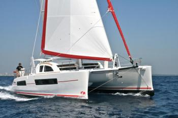 Yacht charter Catana 47 (4+2cab) - Caribbean, Grenada, St Georges