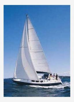 Yacht charter Sun Odyssey 43 DS (3 cabins) - Ireland, Kinsale, Trident