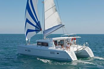 Yachtcharter Lagoon 421 - Belize, Placencia, Placencia