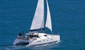 Yacht charter Nautitech 441 - Caribbean, Martinique, Le Marin