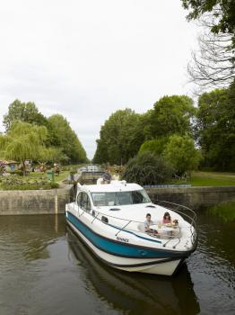 Yacht charter Nicols Quattro S - Estivale - France, Picardy, Nevers Plagny