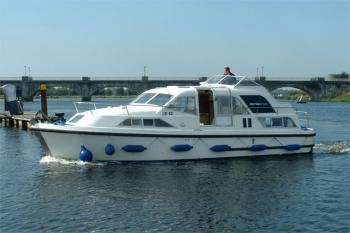 Yacht charter Kilkenny Class - Ireland, Offaly, Banagher