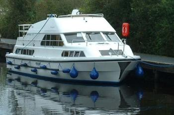 Czarter jachtu Waterford Class - Irlandia, Offaly, Banagher