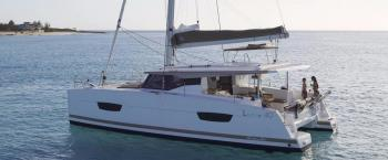 Yacht charter Lucia 40 (3 cab) - USA, Annapolis, Chesapeake Bay