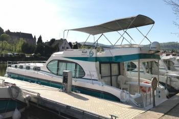 Yachtcharter Nicols Octo Fly C - Estivale  - Frankreich, Midi-Camargue, Le Somail
