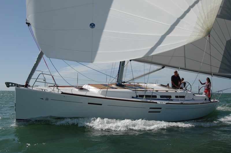 Yacht charter Dufour 40E Performance - Turkey, Mediterranean Turkey - western part, Marmaris