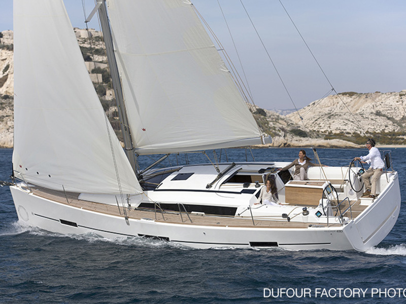 Yacht charter Dufour 410 Grand Large 6 - Turkey, Mediterranean Turkey - western part, Marmaris