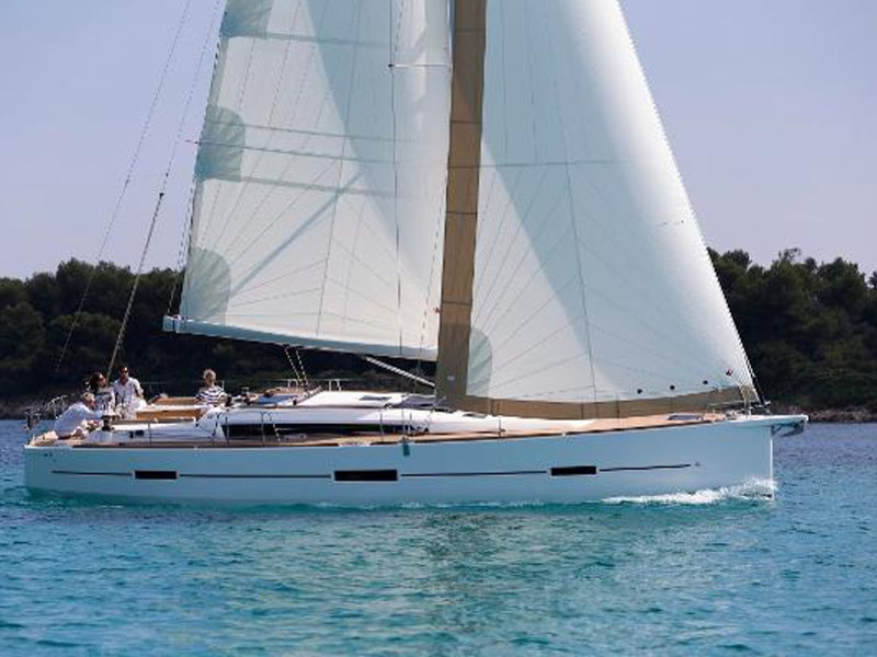 Yacht charter Dufour 460 - Italy, Sicilia, Palermo