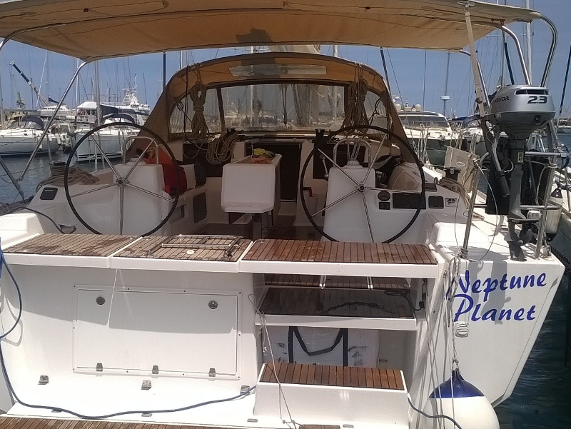 Yacht charter Dufour 460 - Italy, Sicilia, Marsala