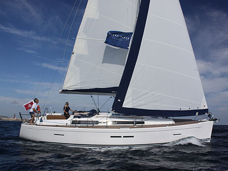 Yacht charter Dufour 405 - France, French Riviera, Bormes-les-Mimosas