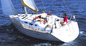 Yacht charter Oceanis 37 - Greece, Attica, Athens