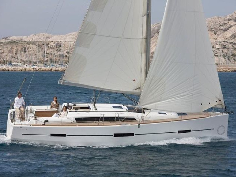 Yacht charter Dufour 412 - France, Corsica, Propriano