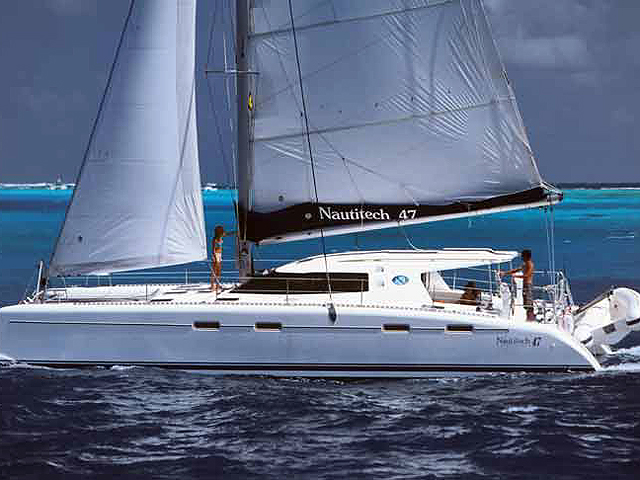 Yacht charter Nautitech 47 - Greece, Ionian Islands, Corfu