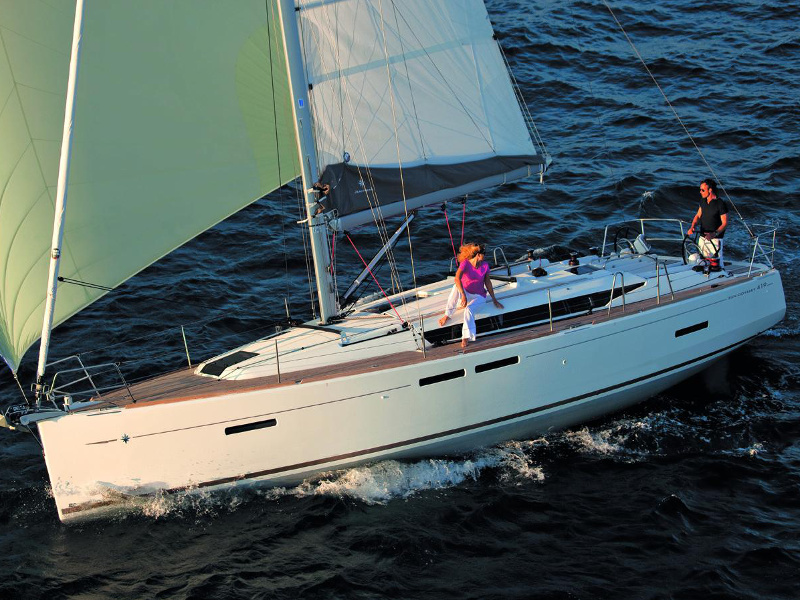 Yacht charter Sun Odyssey 419 (1WC) - France, French Riviera, Bormes-les-Mimosas