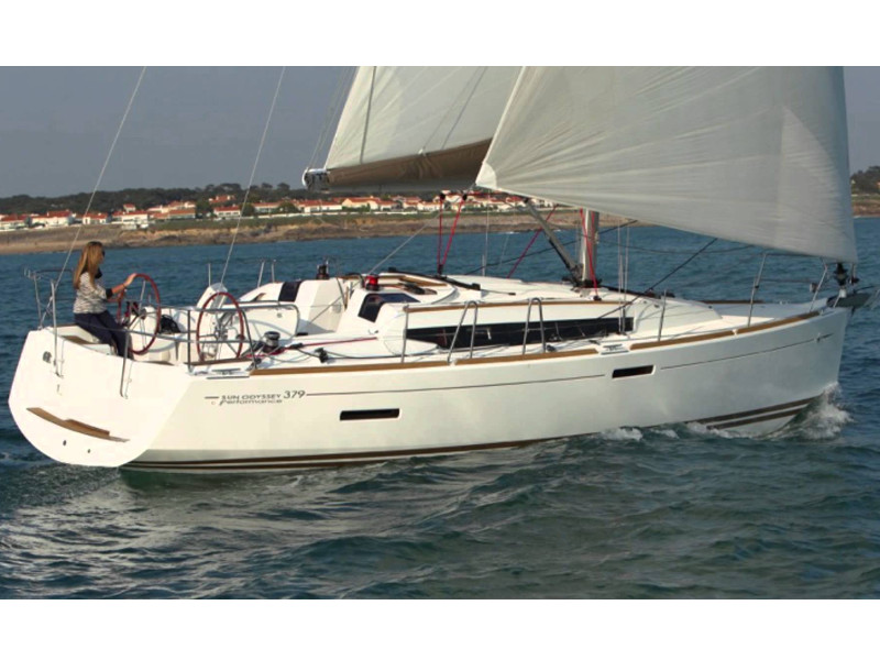 Yacht charter Sun Odyssey 379 - France, French Riviera, Bormes-les-Mimosas