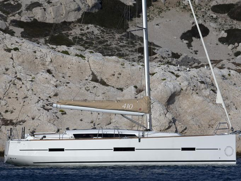 Yacht charter Dufour 410 Grand Large - France, French Riviera, Bormes-les-Mimosas