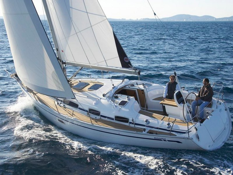 Yacht charter Bavaria 38 Cruiser/2cbs  - Greece, Ionian Islands, Corfu