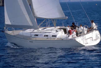 Yacht charter Dufour 385 - Greece, Attica, Athens