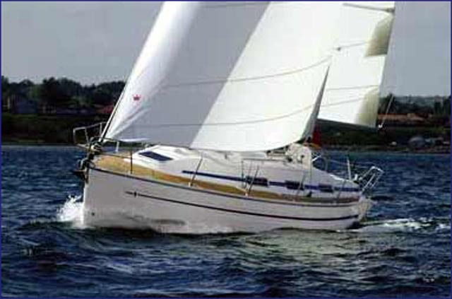 Yacht charter Bavaria 32 - Greece, Sporad Islands, Skiathos