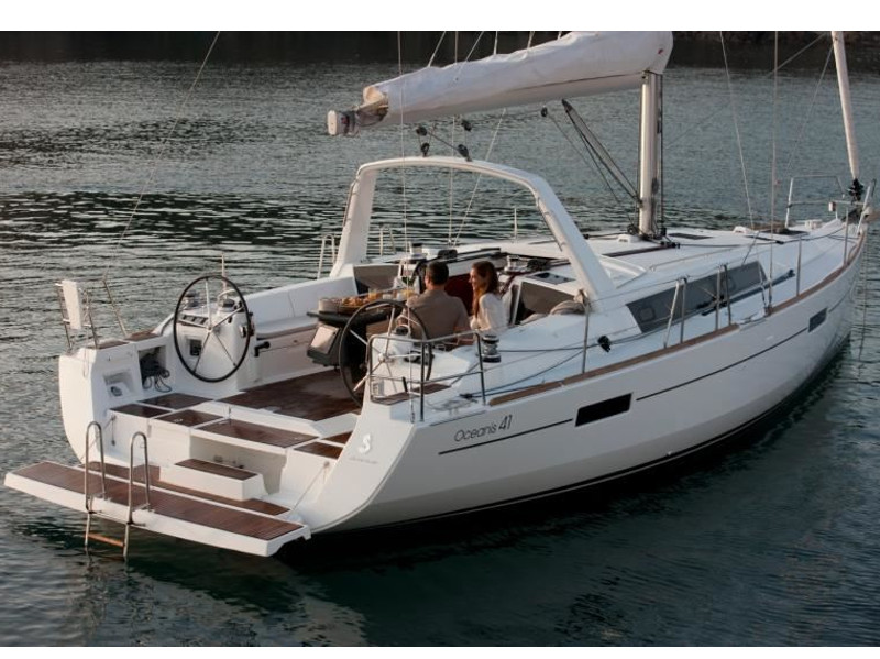 Yacht charter Oceanis 41 - France, Corsica, Propriano