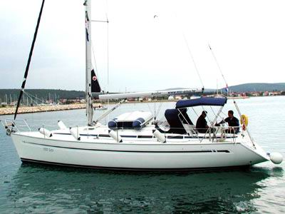 Yacht charter Bavaria 38 Cruiser/2cbs  - Greece, Sporad Islands, Skiathos