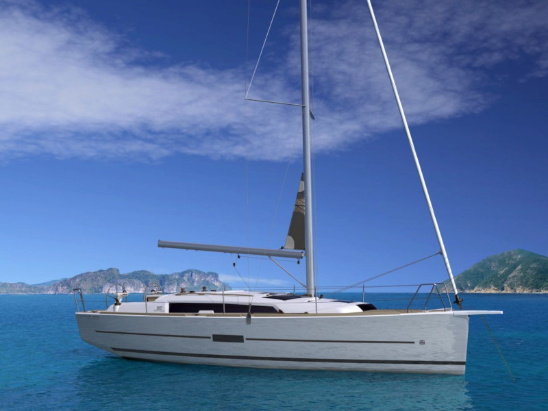 Yacht charter Dufour 360 Grand Large - Italy, Sardinia, Cagliari