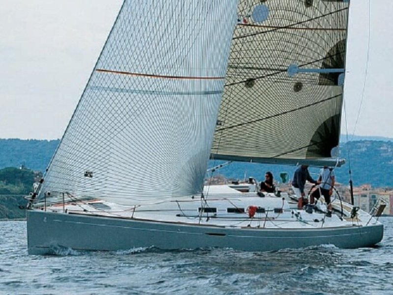 Yacht charter First 40.7 - Italy, Sardinia, Cagliari