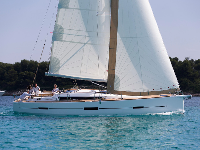 Yachtcharter Dufour 460 Grand Large - Portugal, Portimao, Portimao