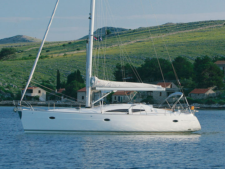 Yacht charter Elan 434 Impression 1 - Spain, Balearic Islands, Majorca