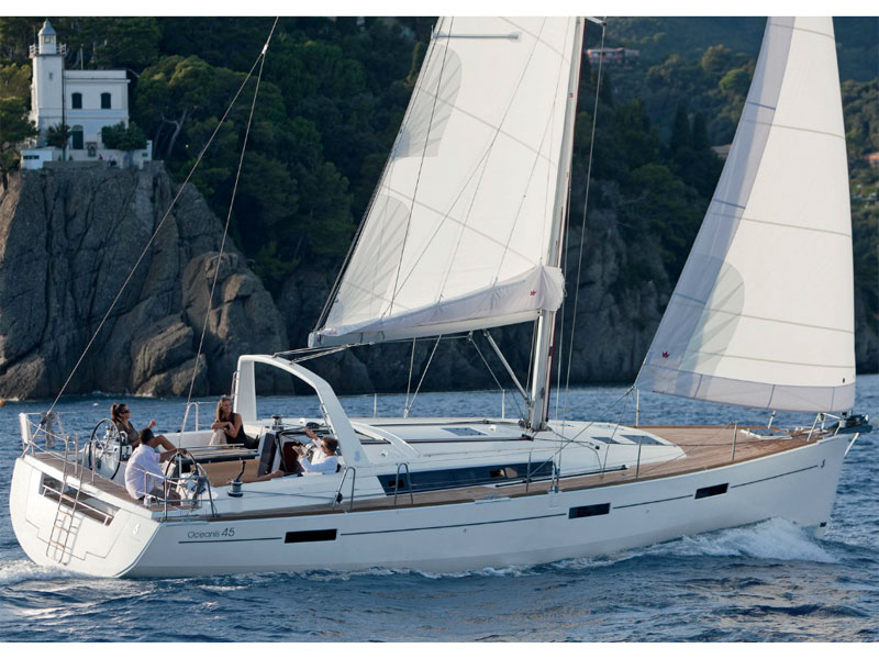 Yacht charter Oceanis 45-4 - Spain, Canary Islands, Gran Canaria
