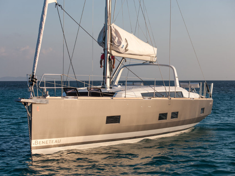 Yacht charter Oceanis 55 - France, French Riviera, Bormes-les-Mimosas