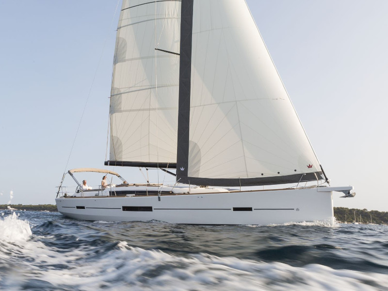 Yachtcharter Dufour 520 Grand Large - Italien, Sizilien, Palermo