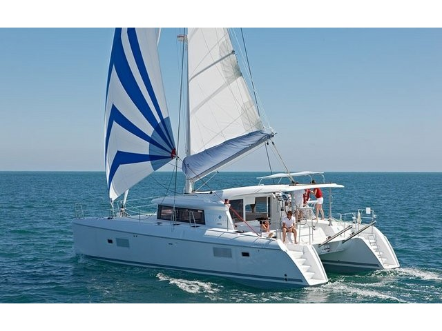 Yacht charter Lagoon 421 - Turkey, Mediterranean Turkey - western part, Marmaris