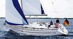 Yacht charter Bavaria 41 - Greece, Ionian Islands, Lefkada