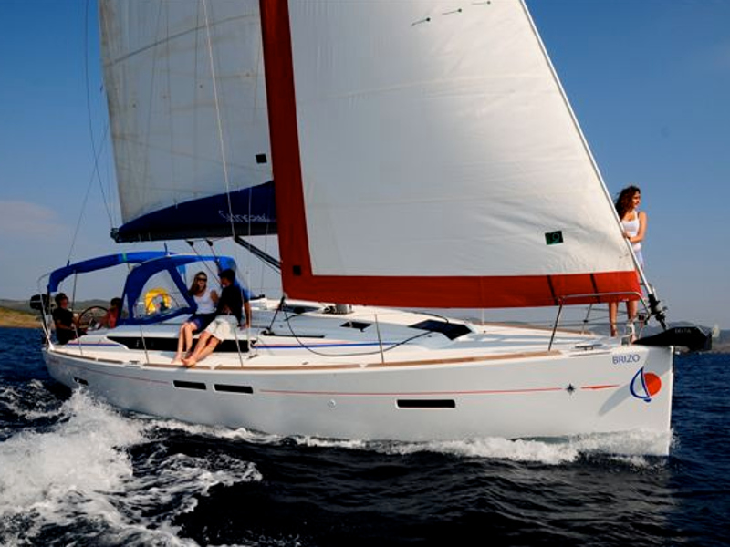 Yacht charter Sunsail 41 - Caribbean, British Virgin Islands, Road Town