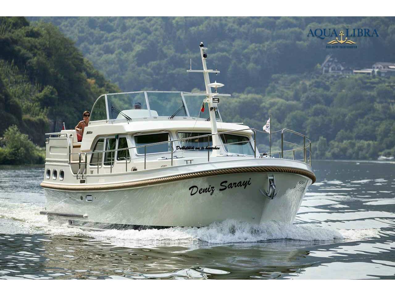 Аренда яхты Linssen Grand Sturdy 40.0 AC - Бельгия, Фландрия, Кинрой