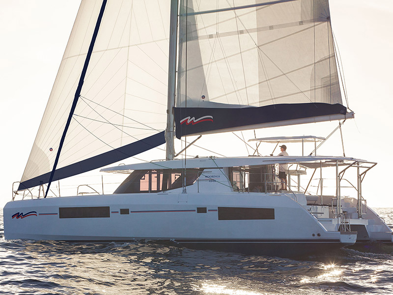 Yacht charter Moorings 4500 - Bahamas, Abacos, Marsh Harbour