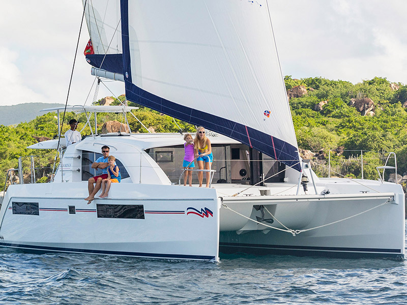 Yacht charter Moorings 4000/3 - Caribbean, Grenada, St Georges