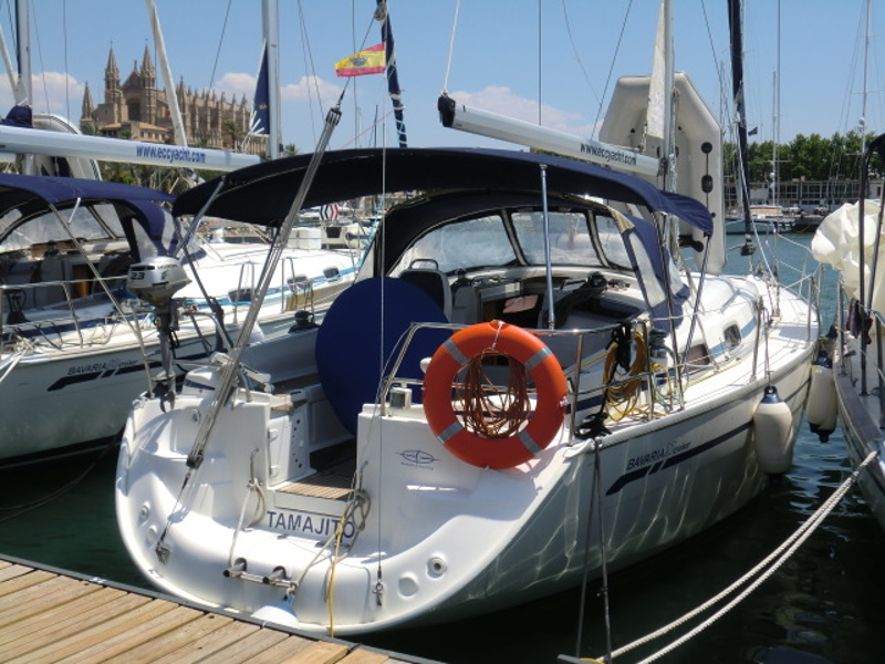Yacht charter Bavaria 37 - Spain, Canary Islands, Radazul, Tenerife