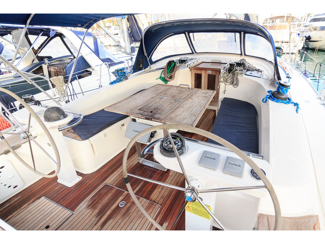 Yacht charter Bavaria 45 Cruiser - Spain, Canary Islands, Radazul, Tenerife