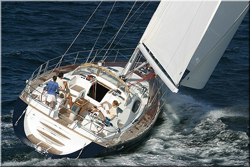 Yacht charter Jeanneau 54 - Spain, Canary Islands, Radazul, Tenerife