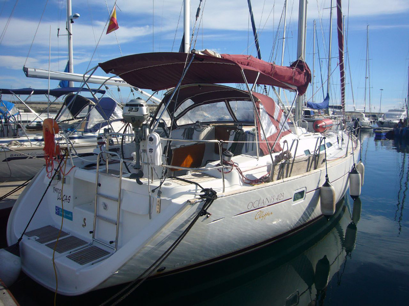 Yacht charter Beneteau Clipper 42.3 - Spain, Canary Islands, Radazul, Tenerife