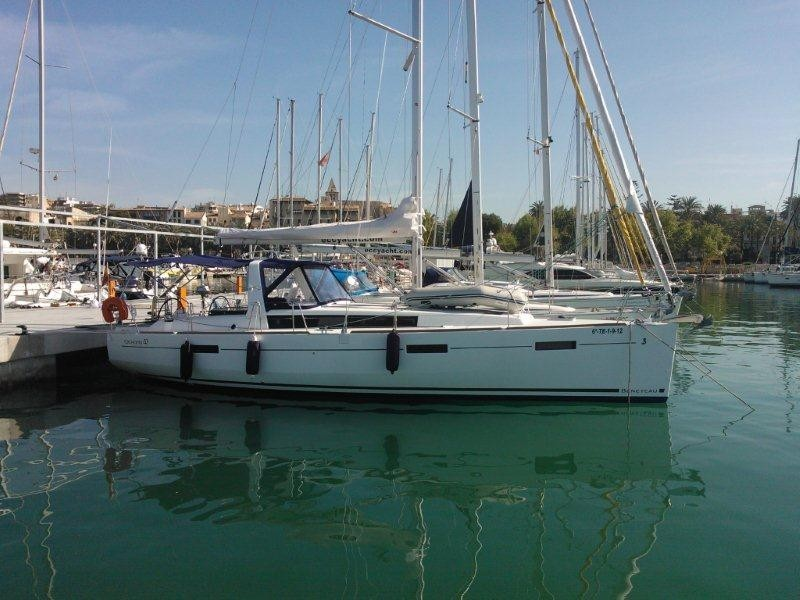 Yacht charter Oceanis 41 - Spain, Canary Islands, Lanzarote