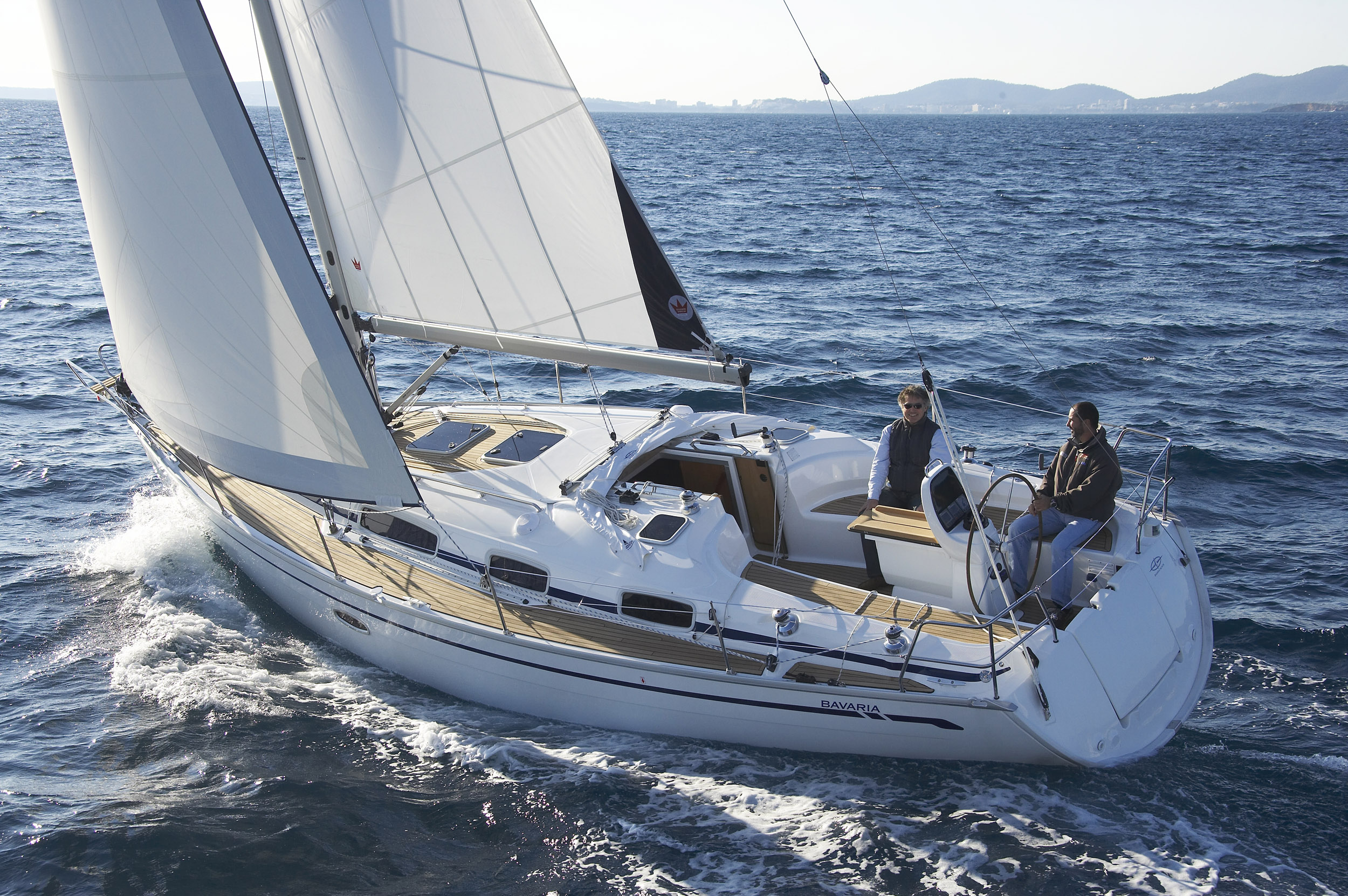 Yacht charter Bavaria 35 Cruiser - Sweden, Stockholm, Morningside