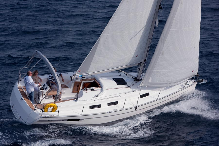 Yacht charter Bavaria Cruiser 32 - Sweden, Stockholm, Morningside